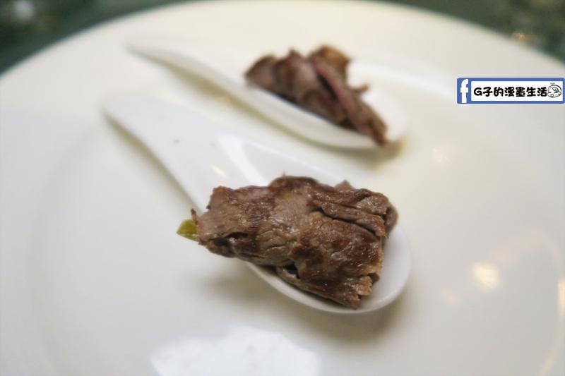 夏慕尼鐵板燒1314情人套餐 主餐和牛牛肉捲