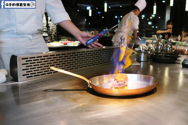 夏慕尼鐵板燒1314情人套餐 鐵板燒