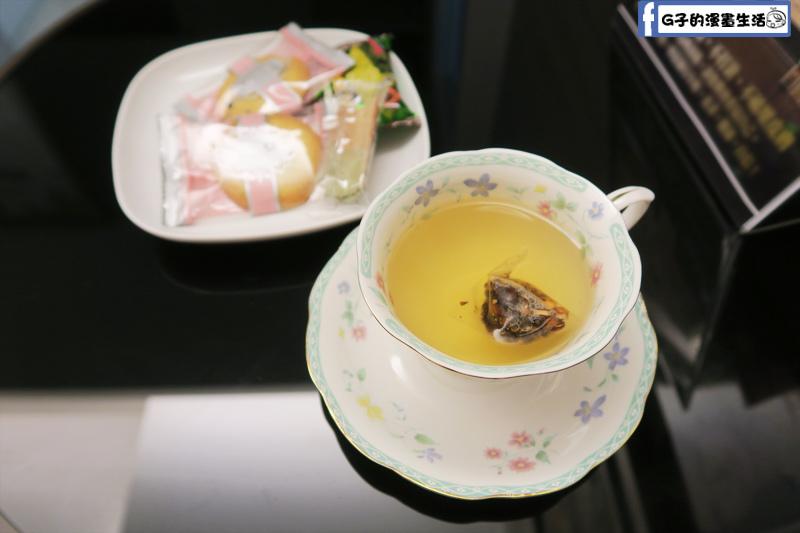 東區SPA按摩-安佐雅美容美體會館 有機茶和點心