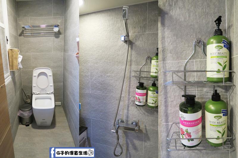 東區SPA按摩-安佐雅美容美體會館 衛浴淋浴間