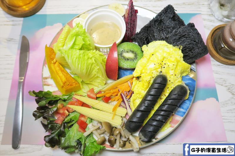 北車Japjapbikini CAFE BAR早午餐 OH!MA MA