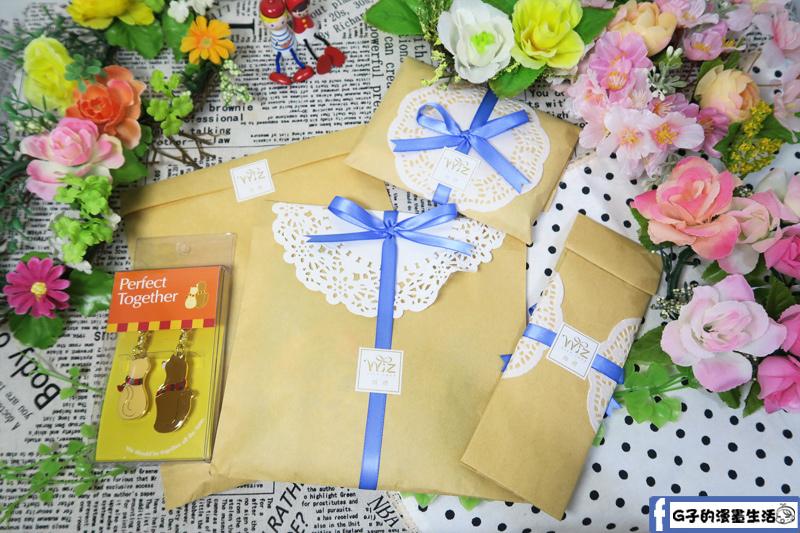 Wiz微禮禮物店 生日禮物 禮物包裝