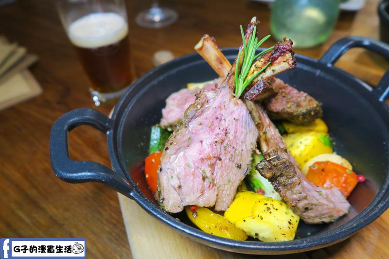 樂蕾餐酒館La Lechuza sake shop & bistro 歐陸料理