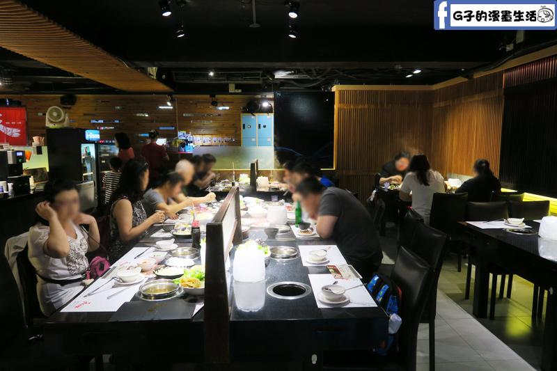 天鍋宴 天母店 生意很好 用餐時間人很多