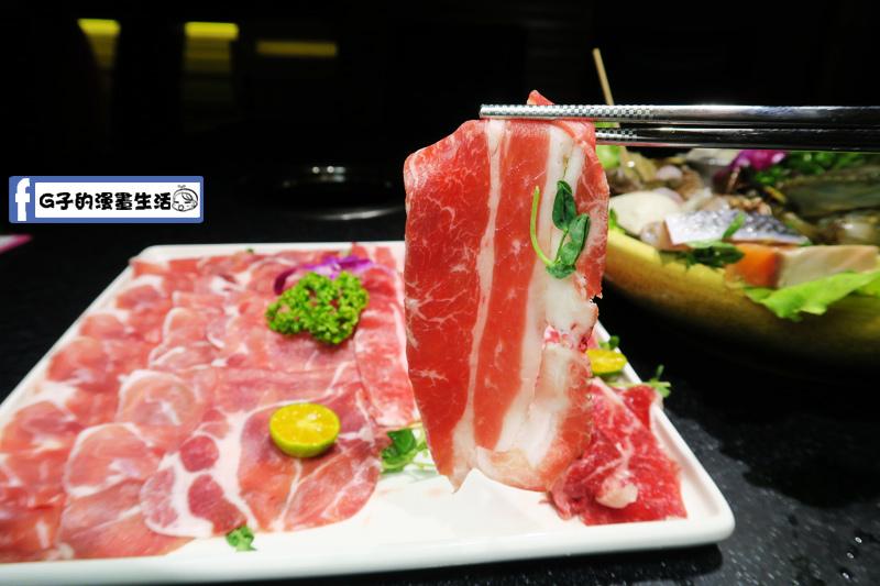 天鍋宴 肉品-雪花牛肉 美國自然牛