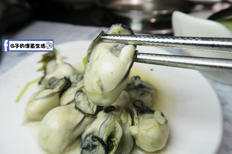 天鍋宴 天母店 台北火鍋 東石鮮蚵超飽滿