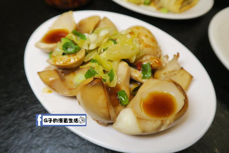 西門麵店 滷雞蛋蛋白