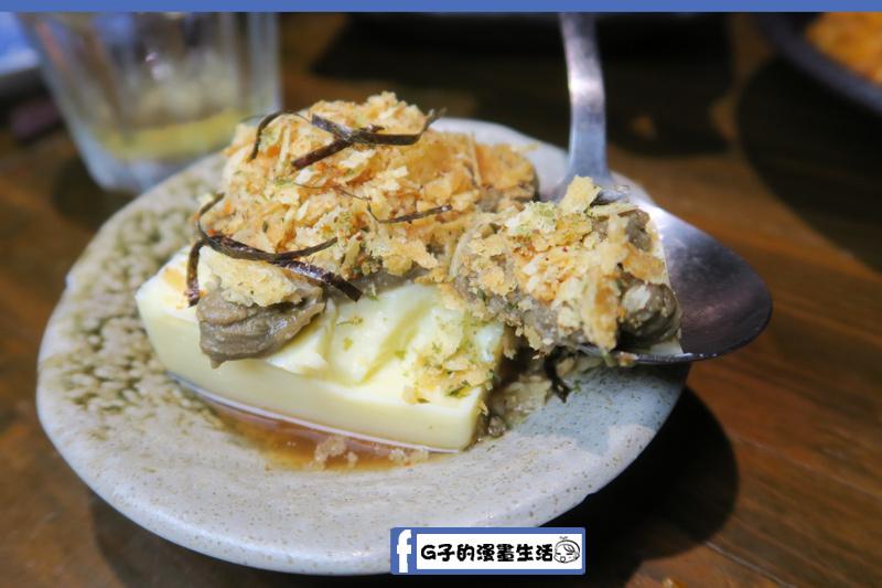 拾玖串燒居酒屋 蟹膏豆腐