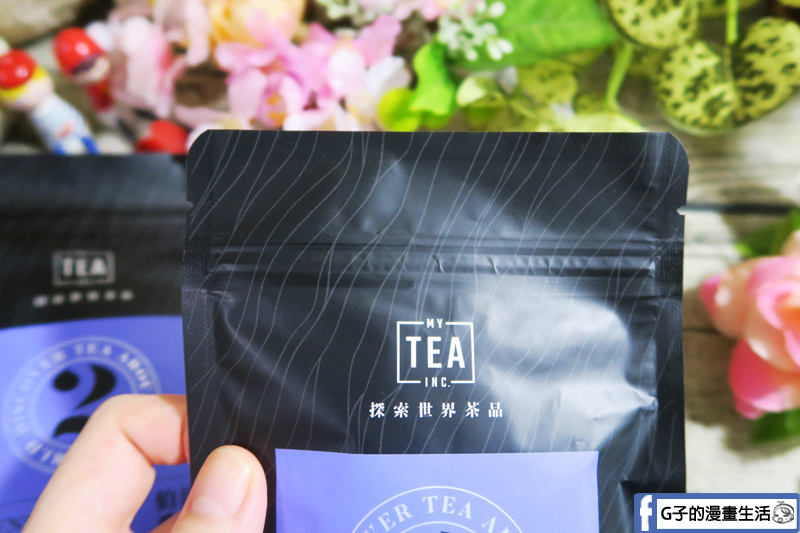 My Tea Inc法式伯爵茶 茶包No.2 French Earl Grey