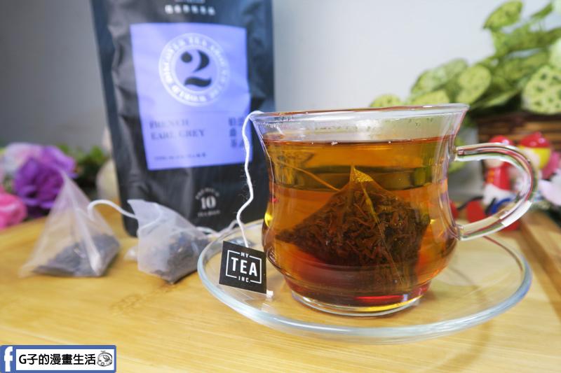 My Tea Inc法式伯爵茶 佛手柚 矢車菊花瓣
