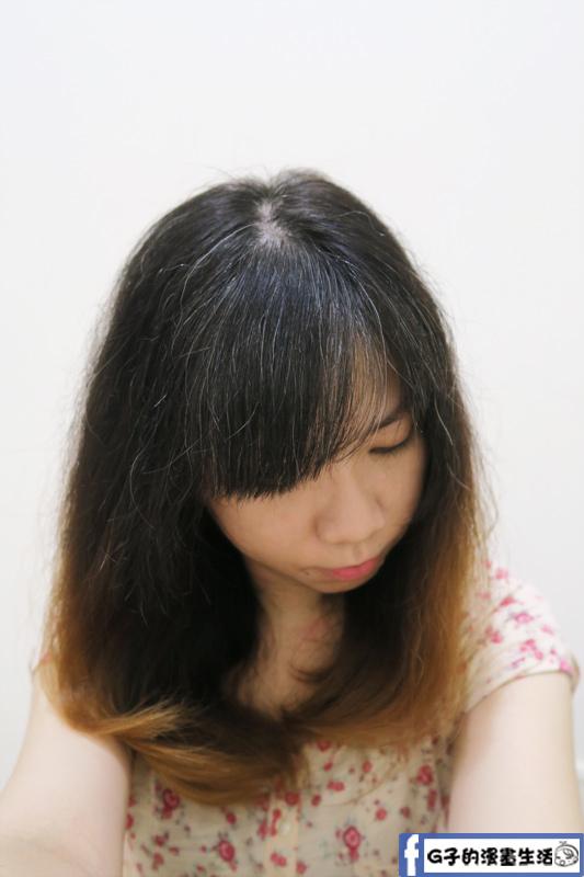 【thetsaio機植之丘】在家也可以美髮沙龍DIY去角質 髮皮很舒服