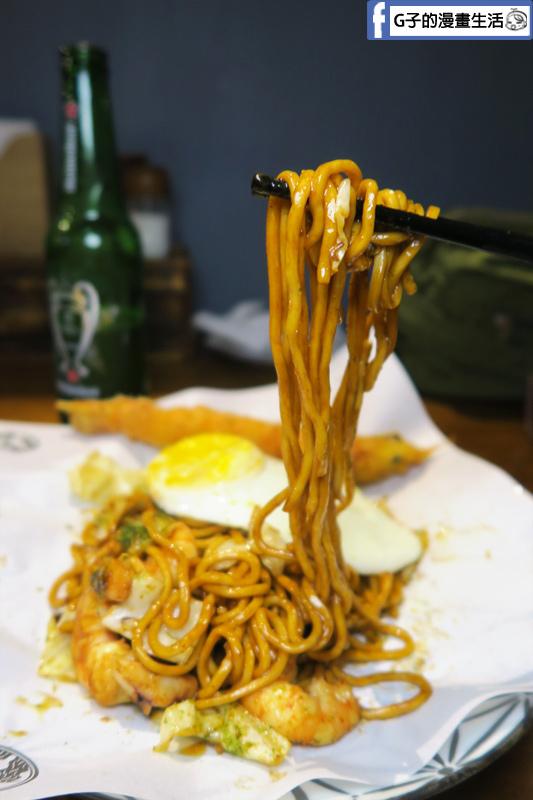 澠公製麵-信義區拉麵.重口味日式炒麵
