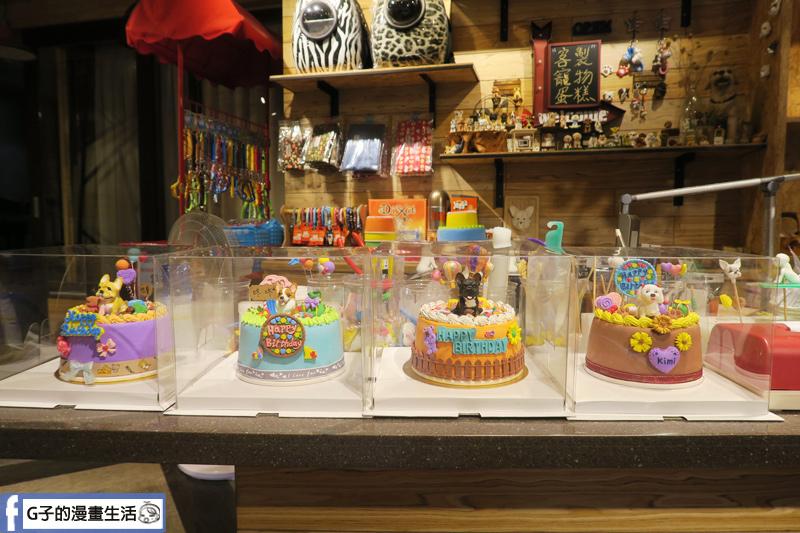中和寵物餐廳-Dog Boss寵物友善餐廳.客製化蛋糕 不是翻糖蛋糕喔!