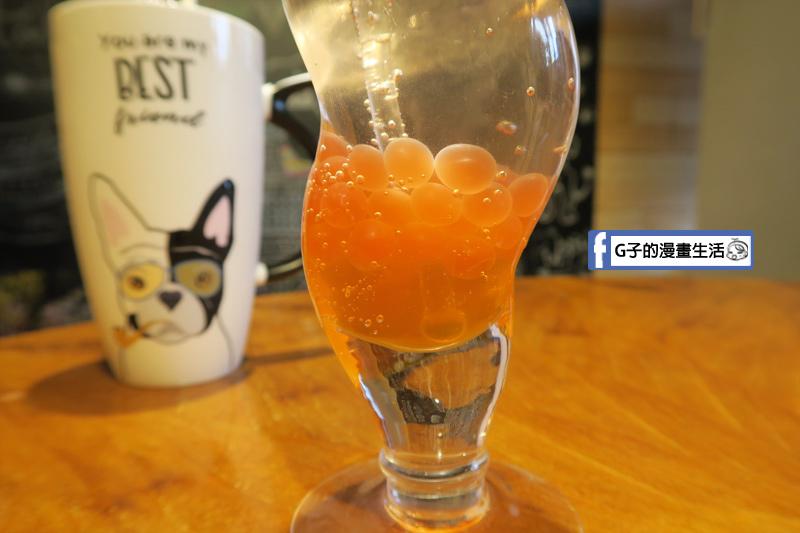 Dog Boss寵物友善餐廳,QQ甜心氣泡飲料有爆爆珠
