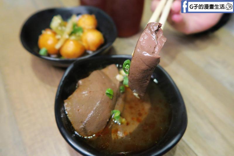 潮味決-麻辣燙‧燒滷味 滷鴨血