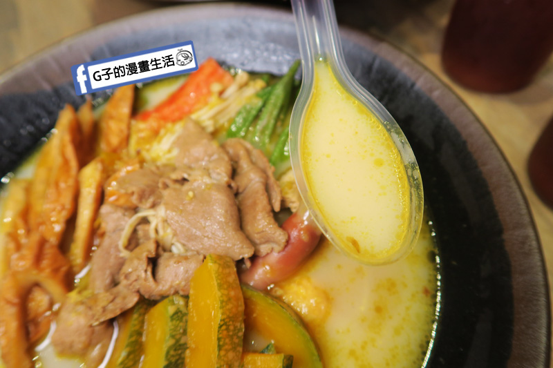 潮味決-麻辣燙‧燒滷味 麻油薑黃湯