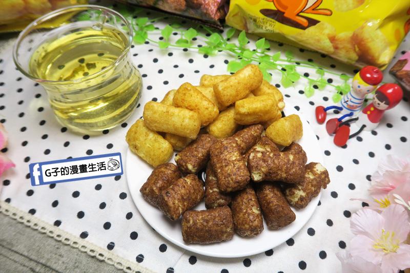 九福玲瓏果(大乖乖)-鹹酥口味.巧克力口味