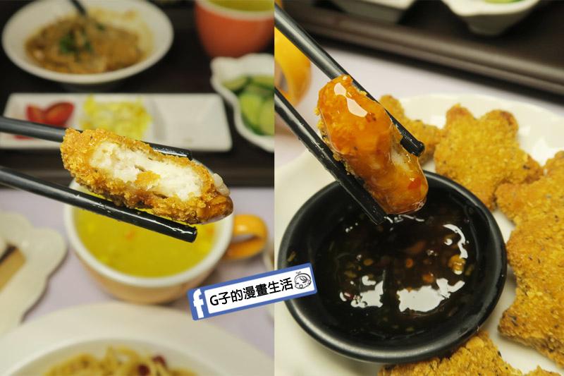 中永和/早午餐餐廳-小狐狸中西式料理.炸物 鱈魚星
