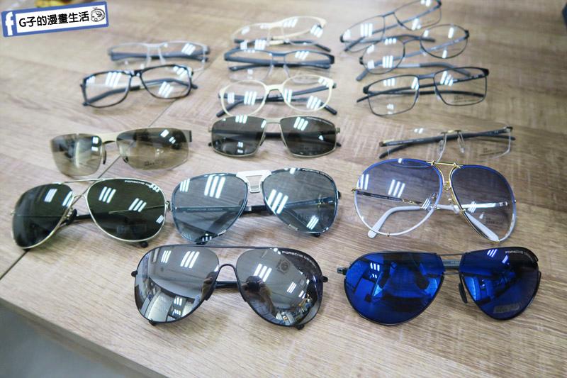 蘆洲精采眼鏡-Porsche Design保時捷- 太陽眼鏡