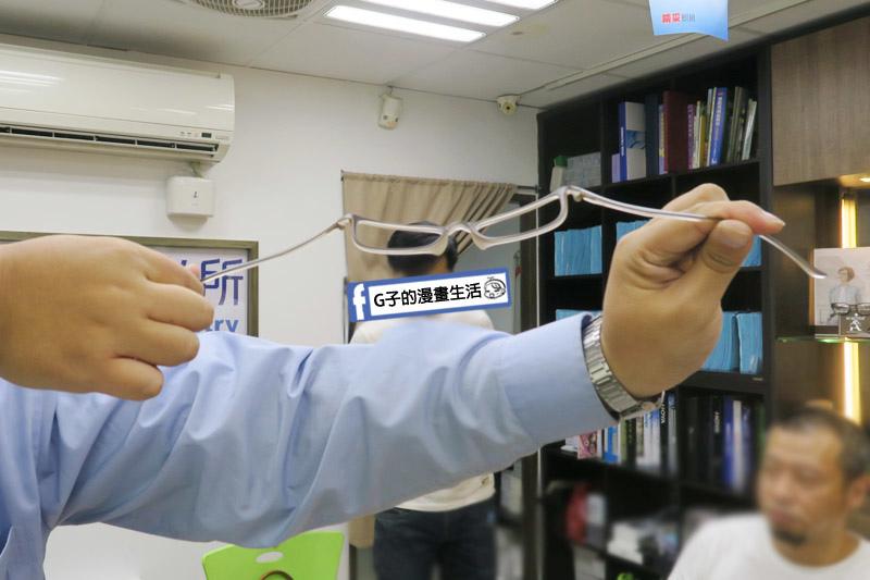 蘆洲精采眼鏡-Rior韓國超輕量鏡框.耐用凹來凹去也沒問題