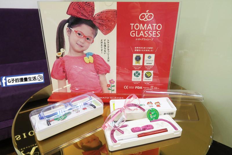蘆洲精采眼鏡-Tomato Glasses兒童眼鏡.安全又可以隨著小孩成長
