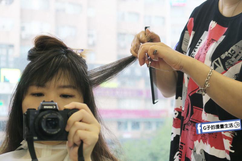 東區Casa&view Hair 設計師JOY幾十年的剪髮經驗