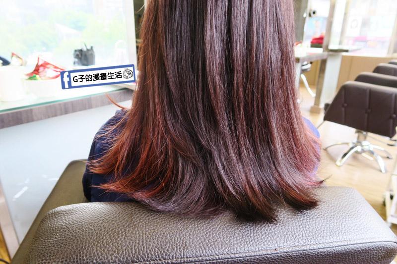 東區Casa&view Hair 設計師JOY染髮+歐拉護髮 忠孝敦化捷運站