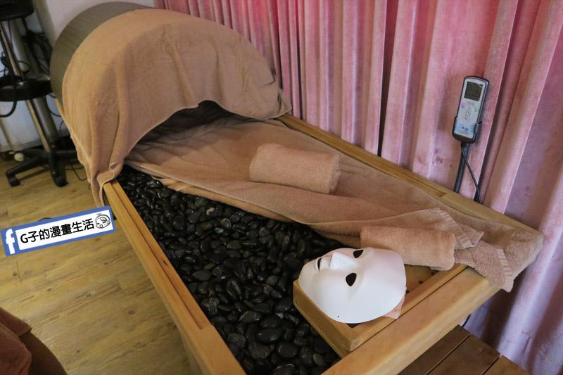 水四季spa按摩 台北SPA 岩盤浴 神之湯 負離子鐳礦石