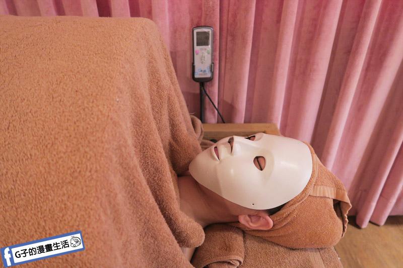 水四季spa按摩 台北SPA 岩盤浴搭配面具 神之湯 負離子 紅外線 排汗