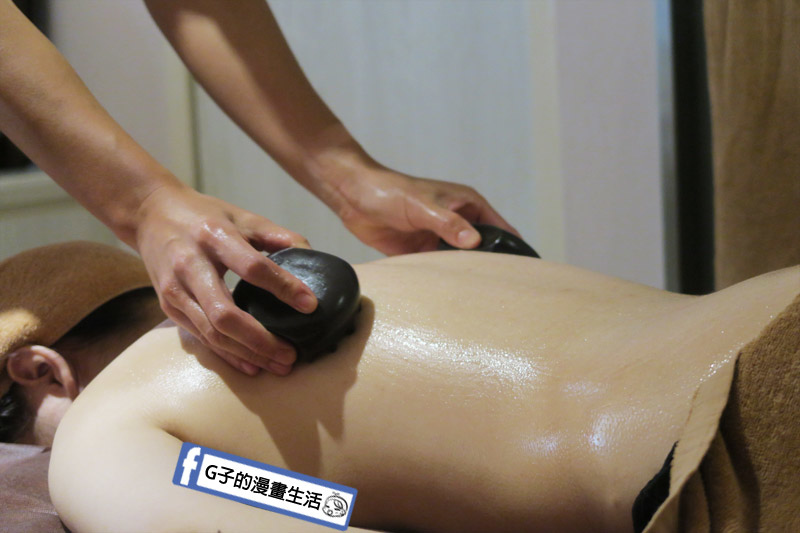 水四季spa按摩 台北SPA FIR-ion科技能量熱石 如意棒