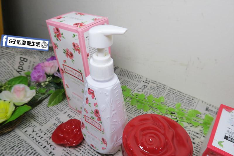 Tehillah 玫瑰果油護髮素 可換壓嘴使用