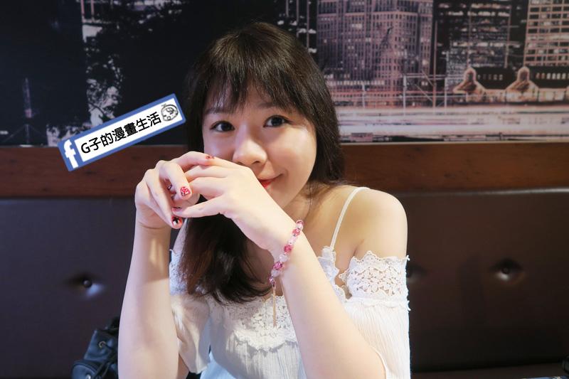 財神小舖  粉晶手鍊.粉水晶招桃花/助愛情.桃花之心手環 帶起來粉粉的滿可愛的