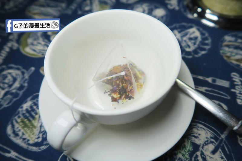 永和肥禿子美式餐廳-英國Tregothnan翠格斯南-紅玫果茶