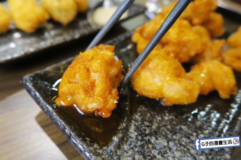 新丼 丼飯專賣店 炸物酸甜糖醋炸雞