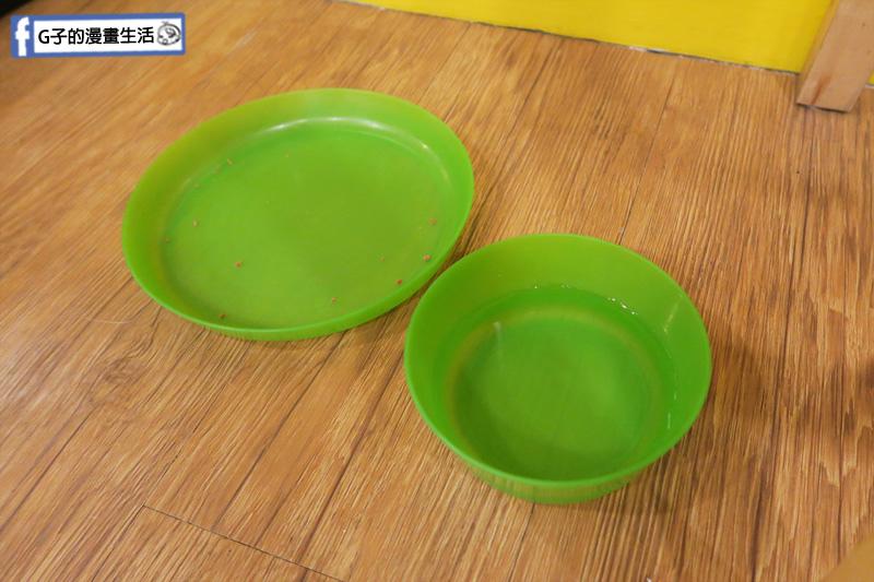 豐宇親子寵物友善餐廳 寵物餐具 水盤