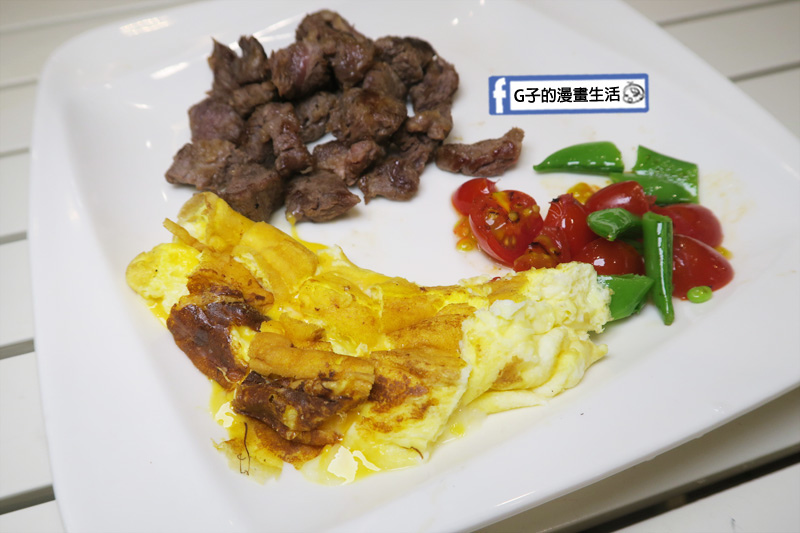 豐宇親子寵物友善餐廳 寵物餐-現煮牛肉
