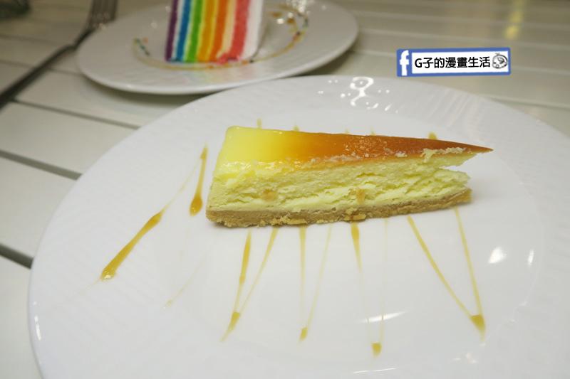 豐宇親子寵物友善餐廳 飯後甜點 乳酪蛋糕