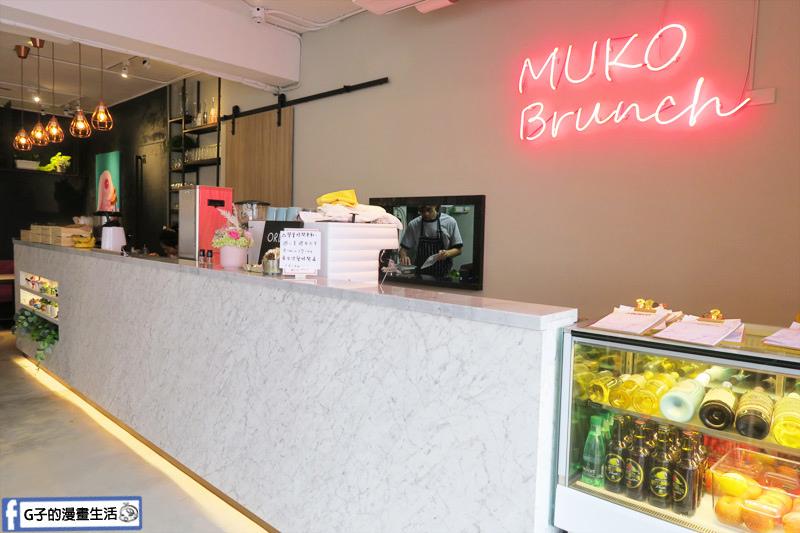 MukoBrunch-永康街早午餐-網美好拍餐廳-東門捷運站美食