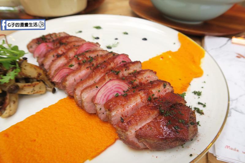 MukoBrunch-永康街早午餐-排餐-法式鴨胸