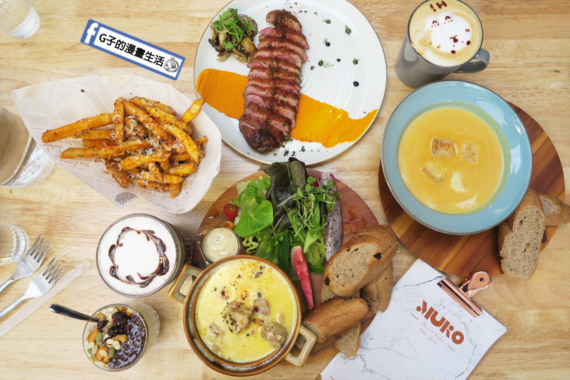 永康街早午餐MukoBrunch木可.東門站美食.網美好拍餐廳