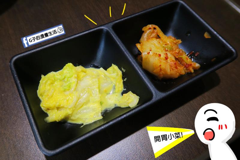 新丼日式丼飯專賣店-黃金泡菜+韓式泡菜