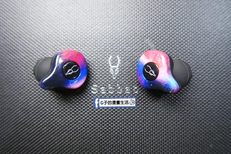 Sabbat X12 Pro真無線藍芽耳機 水轉印 色彩獨一無二