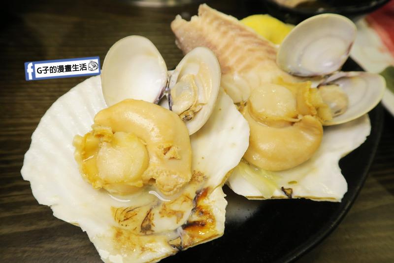 蘆洲火鍋 極禾優質鍋物蘆洲店 超值海陸雙人餐 海鮮很新鮮