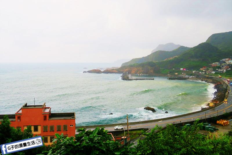 G子X哈旅行 台北包車一日遊.九份北海岸-陰陽海