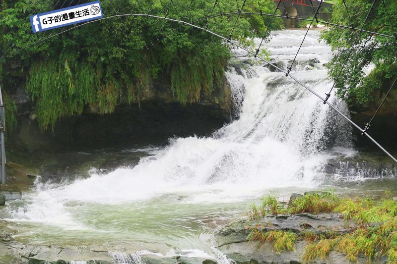 眼鏡洞瀑布-十分瀑布上游-月桃寮溪