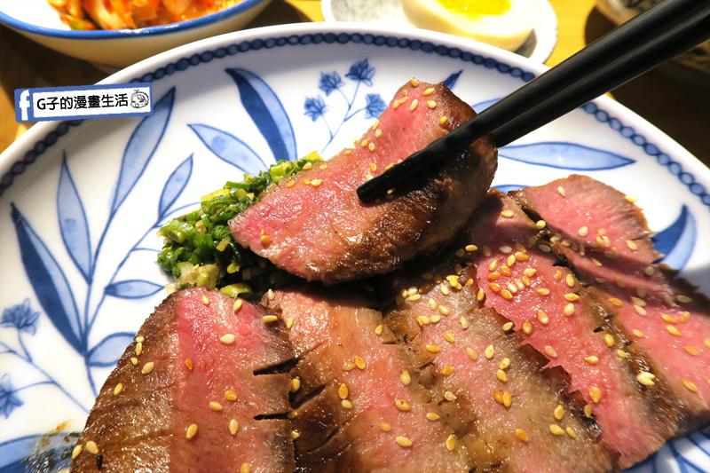 吉村·牛舌 Yoshimura,板橋牛舌專賣店.炭燒極牛舌厚切,超厚又嫩