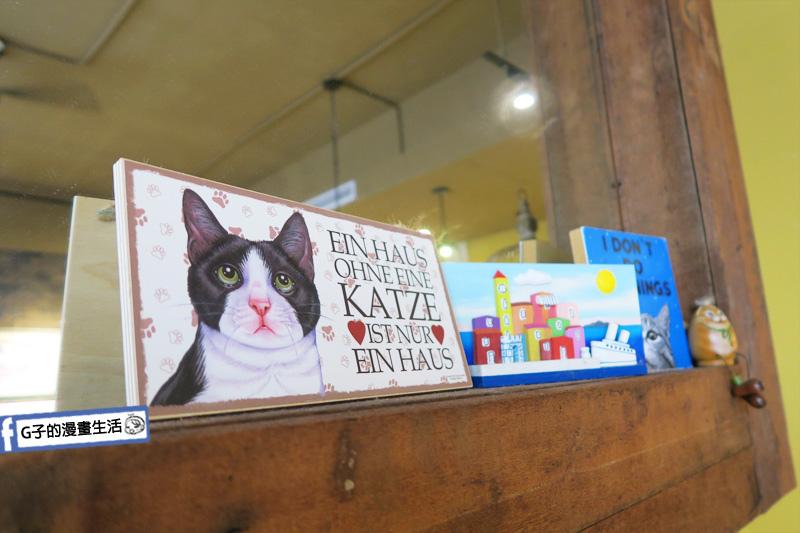 貓子曬太陽 永和早午餐寵物友善