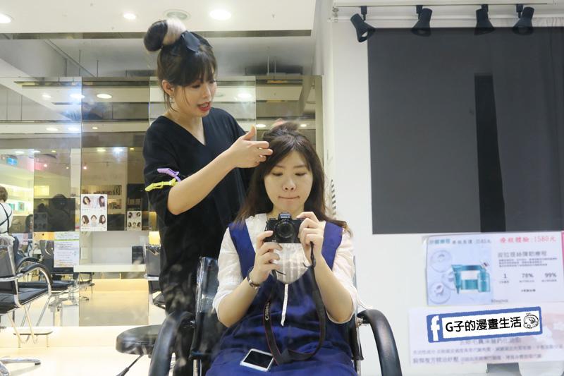 Hg 髮廊HG Hair salon.公館護髮.美髮設計師小芬.OLAPLEX 歐拉護髮.巴黎卡詩Kerastas