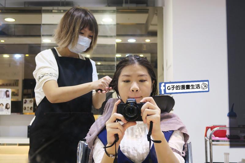 Hg 髮廊HG Hair salon.OLAPLEX 歐拉護髮