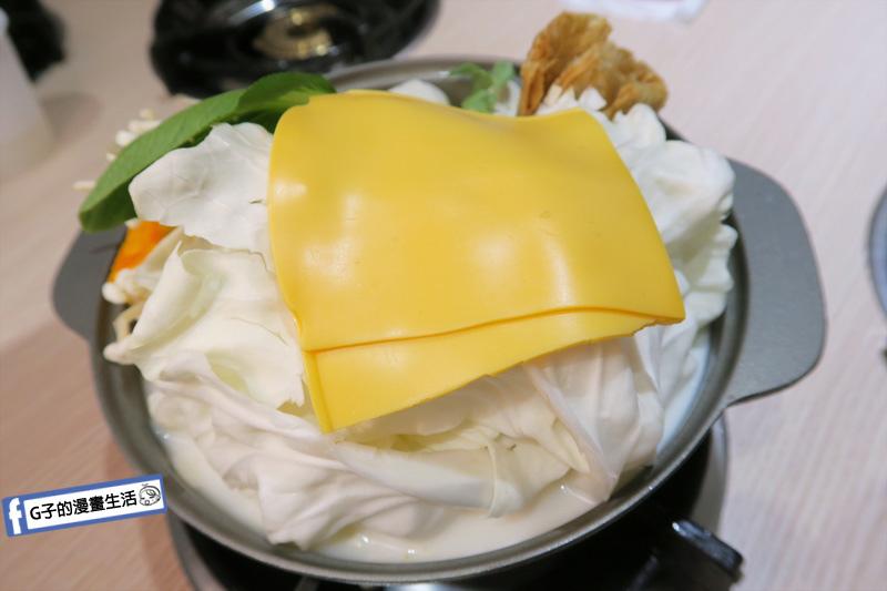 南勢角火鍋.鍋語鍋物.起司牛奶鍋